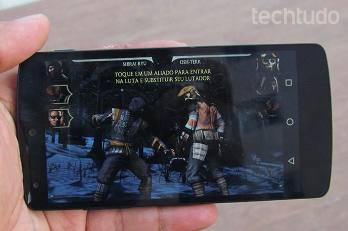 Instale ROMs alternativas com melhor desempenho para jogos (Foto: Paulo Alves/TechTudo)