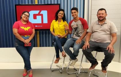 Cia Cangapé fala sobre projeto social para crianças no bairro Araxá