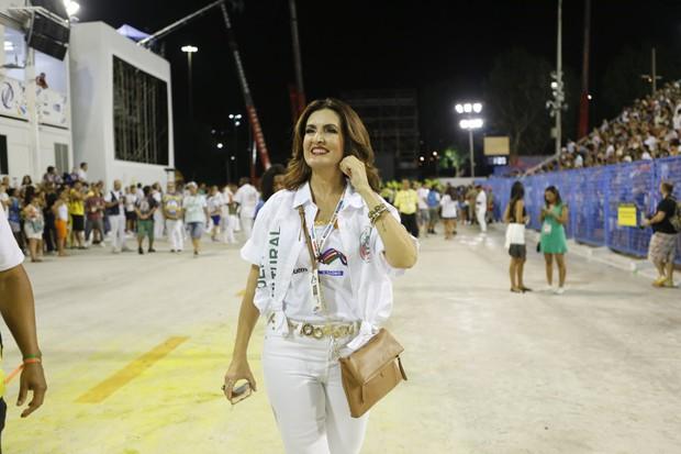 Fátima Bernades (Foto: Marcos Serra Lima / Ego)