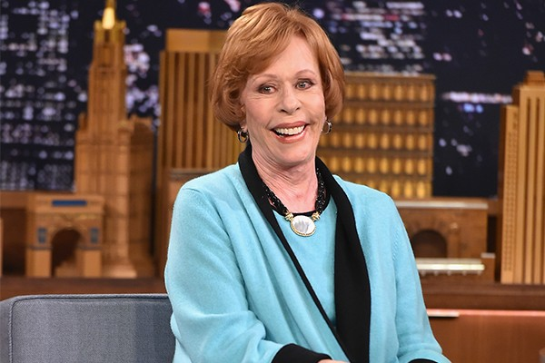 Carol Burnett (Foto: Getty Images)