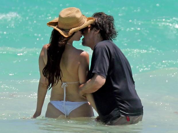 Lucila e Al Pacino (Foto: Grosby Group)