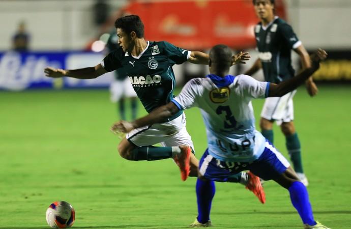 Goiás x Grêmio Anápolis na Serrinha (Foto: O Popular)