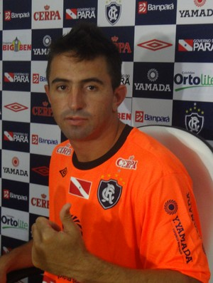 Leandro Cearense Remo (Foto: Globoesporte.com)