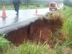 Trecho de rodovia que liga Uberlândia a Prata é interditado
