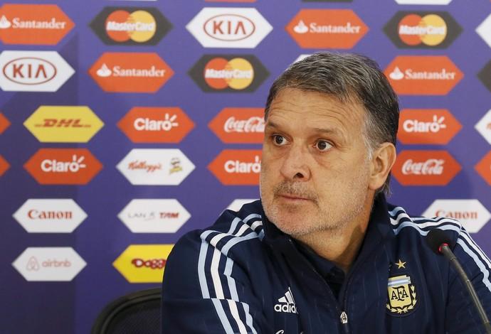Tata Martino Argentina (Foto: Reuters)