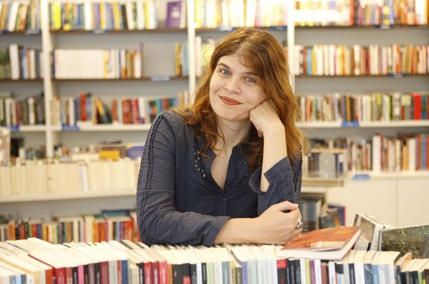 Claudia Lage (Foto: Gustavo Stephan)