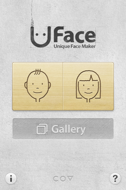screenshot de Uface