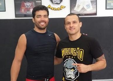 """BLOG: André Dida exalta período de treinos de Machida em Curitiba: """"Portas abertas"""""""