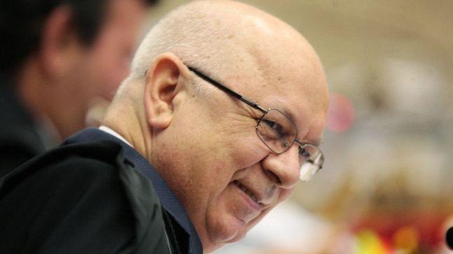 Teori Zavascki, do Supremo Tribunal Federal (Foto: Divulgação)