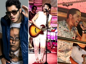 Show será realizado em 20 de outubro, na Concha Acústica (Foto: Arte/G1 Bahia)