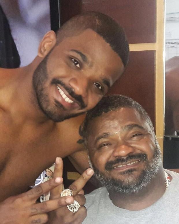 Arlindo Cruz e Arlindinho  (Foto: Reprodução/Instagram)