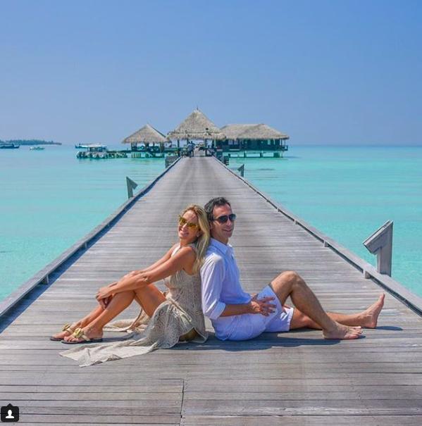 Ticiane Pinheiro e Cesar Tralli (Foto: reprodução/Instagram)