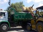 Operação Cata-Tranqueira percorre bairros de Mogi neste sábado