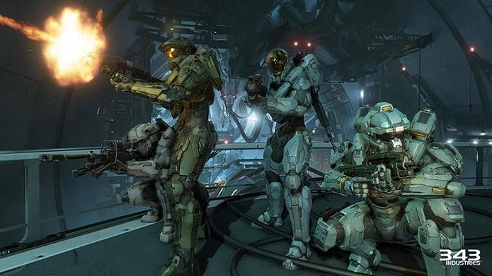 Halo 5 é um dos destaques do Xbox One (Foto: Divulgação/Microsoft)