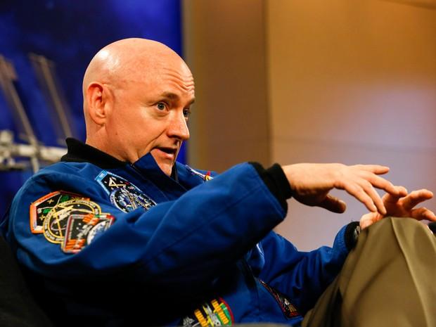 Astronauta sente dores no corpo e hipersensibilidade na pele  (Foto: Eric Kayne/Getty Images North America/AFP)