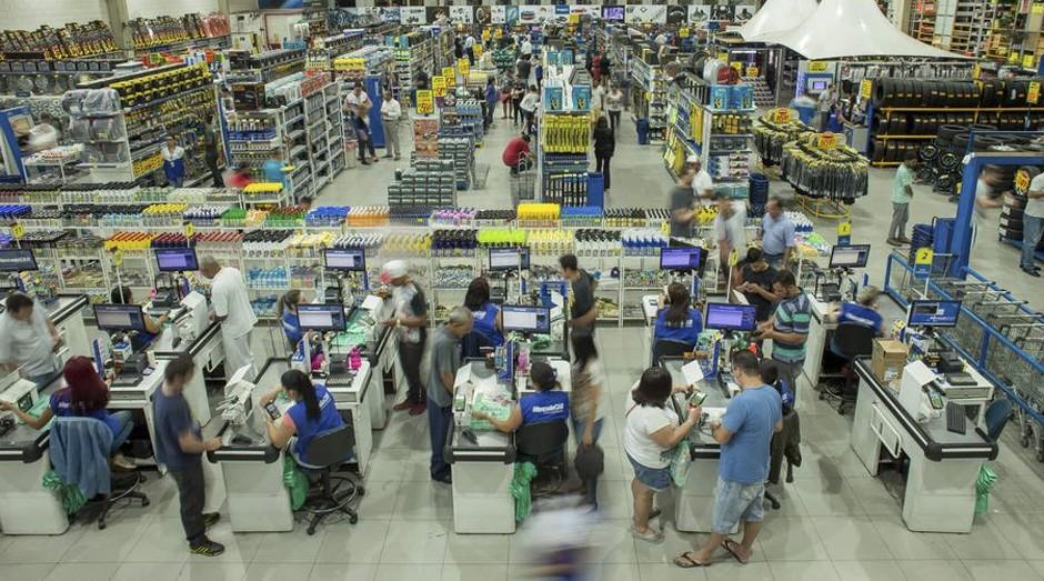 Loja de autopeças registra crescimento de 20% nas vendas  (Foto: Estadão Conteúdo)