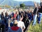 Funcionários terceirizados seguirão com greve na Petrobras em Cubatão