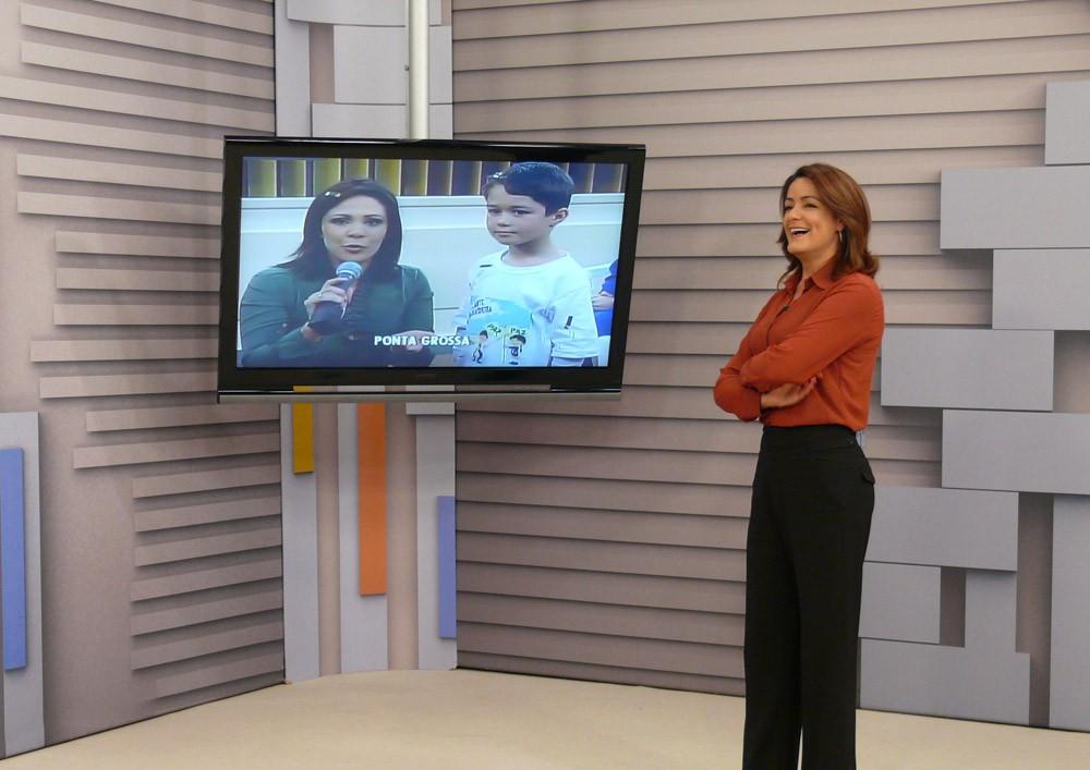 Televisando o Futuro - Premiação Estadual (Foto: Divulgação/RPC TV)