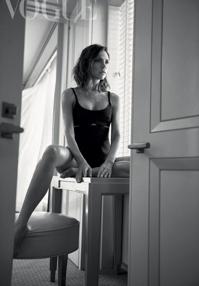 Victoria Beckham  (Foto: Vogue UK/Reprodução)