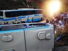 Empresa diz que ônibus envolvidos em acidente em MG seguiam padrões