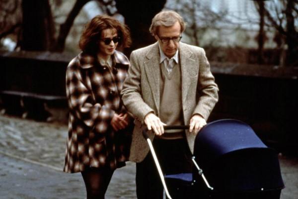 Helena Bonham Carter e Woody Allen (Foto: Divulgação)