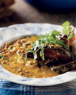 Sopa de abóbora com curry  (Foto: Great Stock! / StockFood)