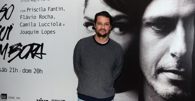 Marcelo Serrado (Foto: Webert Belicio / Ag News)