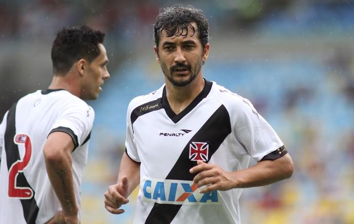Douglas Vasco x Flamengo (Foto: AE)