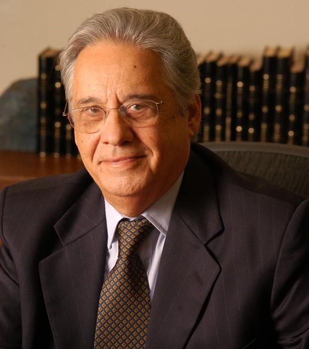 FHC - ex-presidente já tem data para assumir cadeira na ABL (Foto: Divulgação)