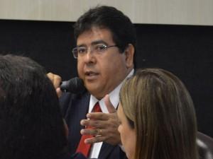 Ex-diretor da Alese (Foto: Tássio Andrade/G1)