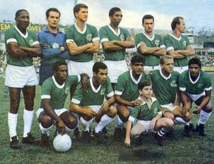 Perez era titular do Palmeiras, quando conquistou o Roberto em 1967 (Foto: Cedida/Arquivo Pessoal)