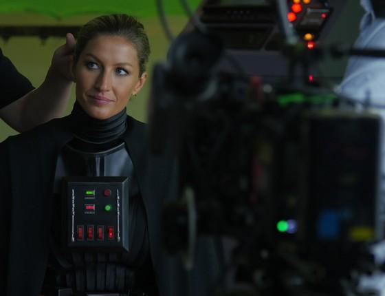 A top número 1 do mundo também poderá ser vista como Darth Vader na TV, a partir de segunda-feira (19)  (Foto: Divulgação)