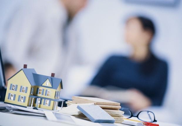 Imóveis ; casa própria ; mercado imobiliário ;  (Foto: Shutterstock)