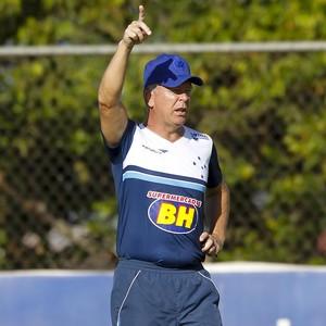 Cruzeiro; Mano Menezes (Foto: Washington Alves/Light Press)