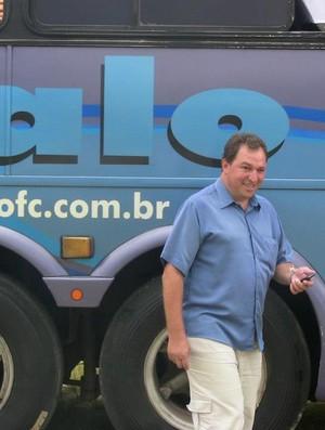 Roque Francischinelli, diretor de futebol do Rio Claro (Foto: Assessoria RCFC)
