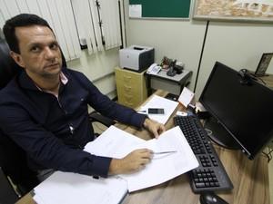 Josenildo Abrantes, secretário de Fazenda do Amapá (Foto: Gilmar Nascimento/Agência Amapá)