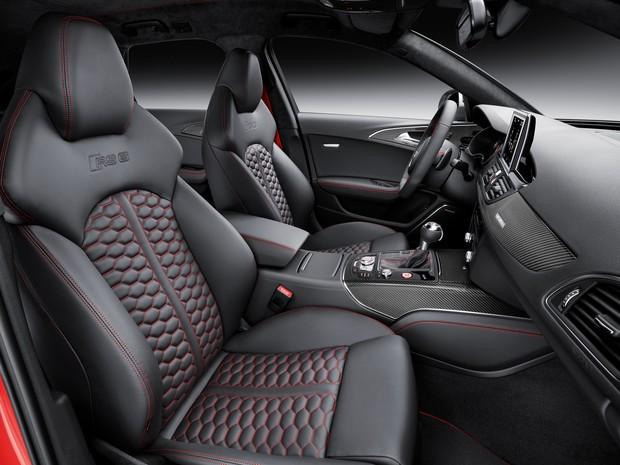 Audi RS 6 Avant Performance (Foto: Divulgação)