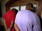 Homens são presos suspeitos de roubar carro em Betim, na Grande BH