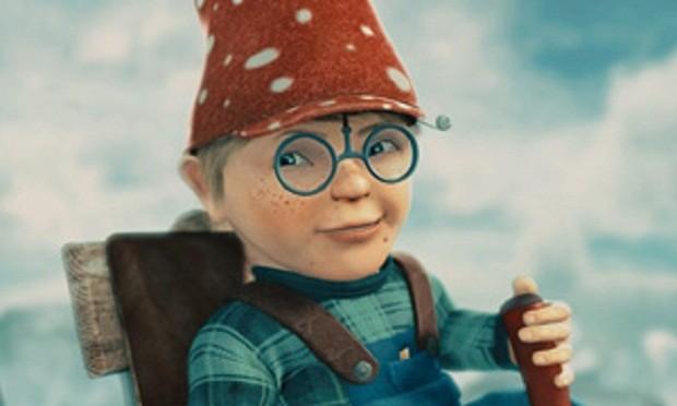 """Filme """"Gnomos & Trolls"""" será uma das atrações do CCBB neste sábado. (Foto: Reprodução/CCBB)"""
