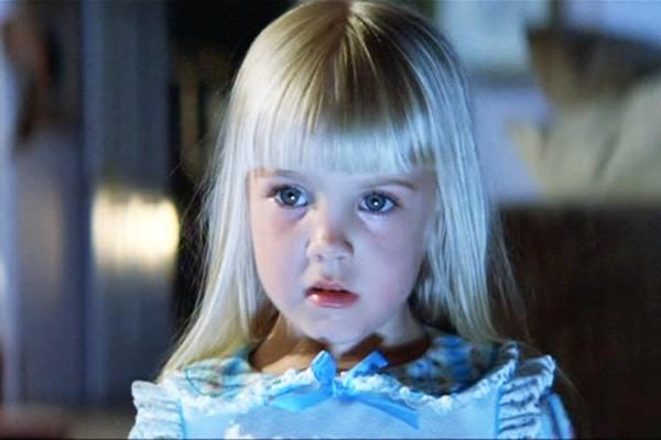 Heather O'Rourke estrelou 'Poltergeist' (Foto: Reprodução)