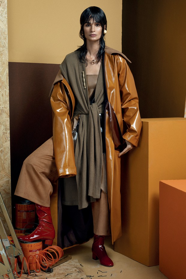 Como acertar no comprimento do casaco (Foto: Henrique Gendre)