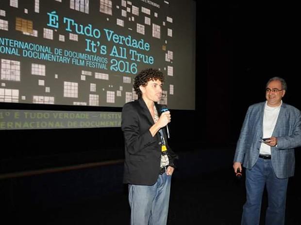 Cearense Arthur Leite venceu na categoria Melhor Curta-Metragem Nacional do Festival Internacional de Documentários É Tudo Verdade (Foto: Divulgação)