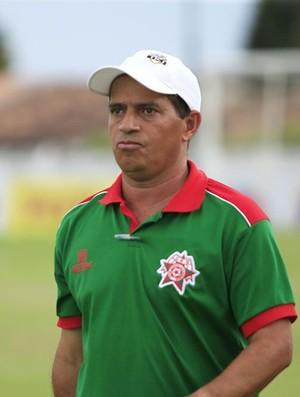 Lino, técnico do CEO (Foto: Ailton Cruz/ Gazeta de Alagoas)