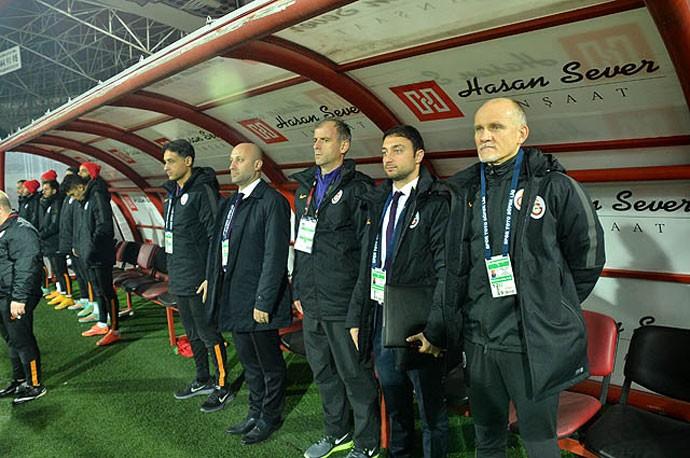 Taffarel, Gaziantepspor X Galatasaray (Foto: Reprodução / Site Oficial)