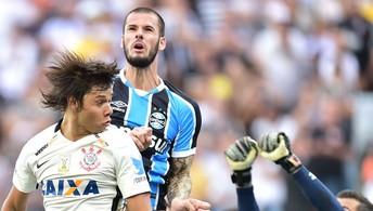 Confira os melhores momentos de Corinthians 0 x 0 Grêmio pela 1ª rodada (Marcos Ribolli)