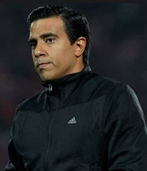 César Farías The Strongest (Foto: Reprodução/Twitter)