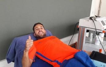 Exame aponta lesão leve, e lateral Jordi Alba para por dez dias no Barça