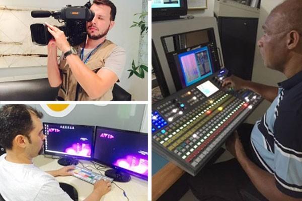 Nova estrutura trará melhorias no jornalismo da emissora (Foto: Divulgação | TV Integração )