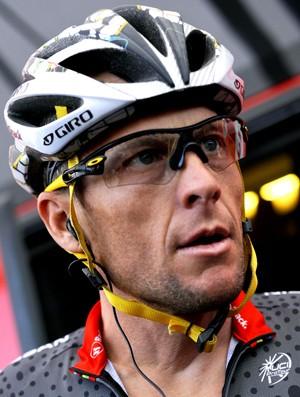 Lance Armstrong no Tour de France (Foto: AFP)