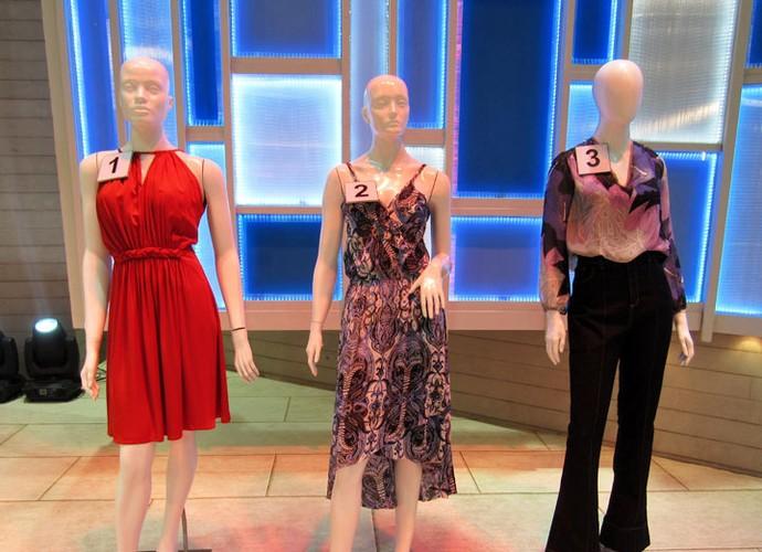 Escolha o look da Fátima de sexta-feira (27/11) (Foto: Carolina Morgado/Gshow)